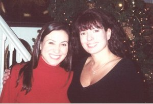 This picture is old (Christmas 2000). We are much older now. Also? We look better.
